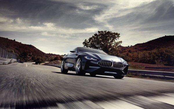 Vehicles BMW Concept 8 Series BMW BMW 8 Series Concept Car Car HD Wallpaper   Background Image