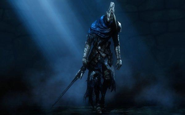 Jeux Vidéo Dark Souls Artorias Guerrier Epée Fond d'écran HD | Image
