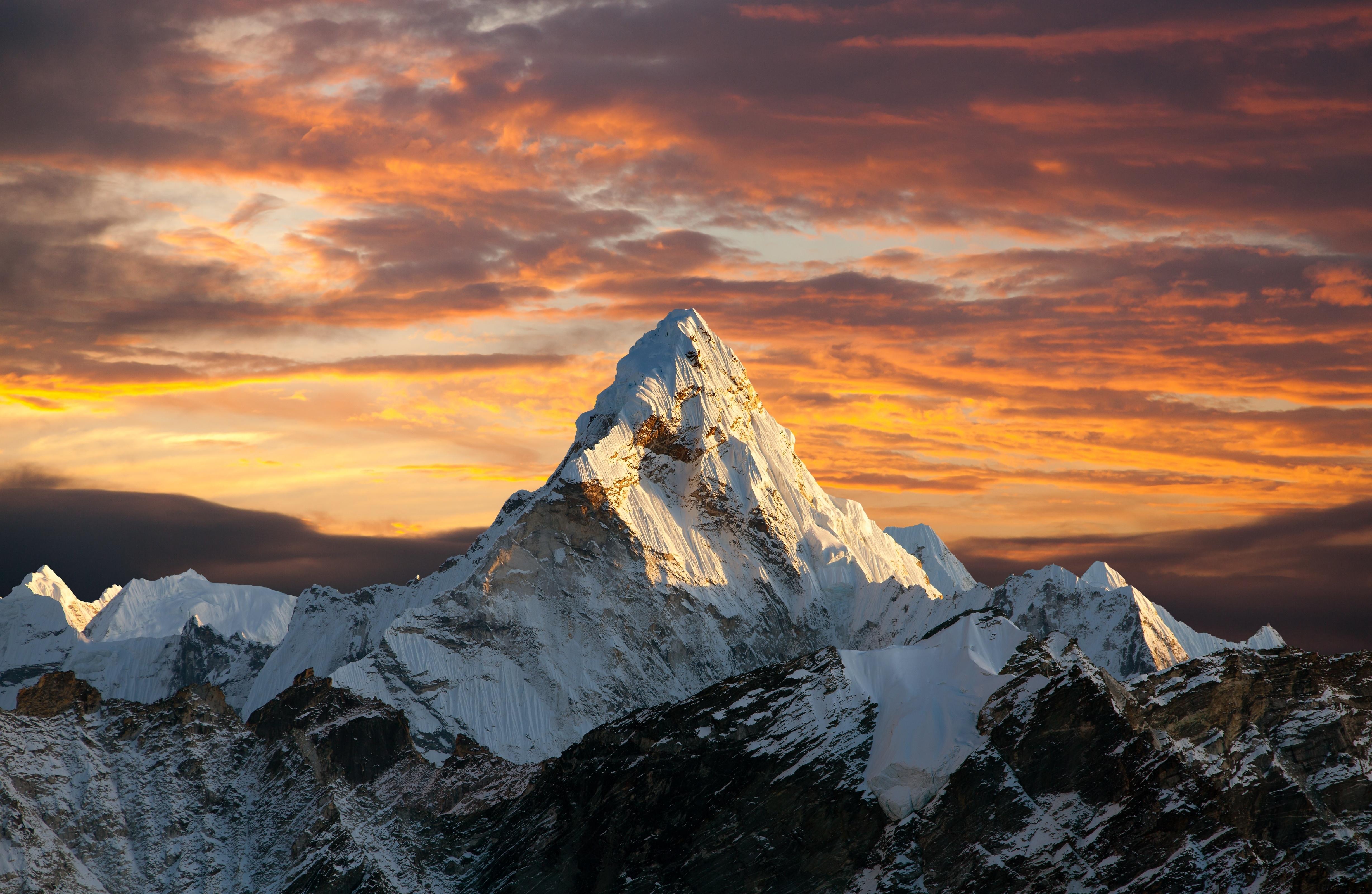Tushita Himalaya 4k Ultra HD Wallpaper