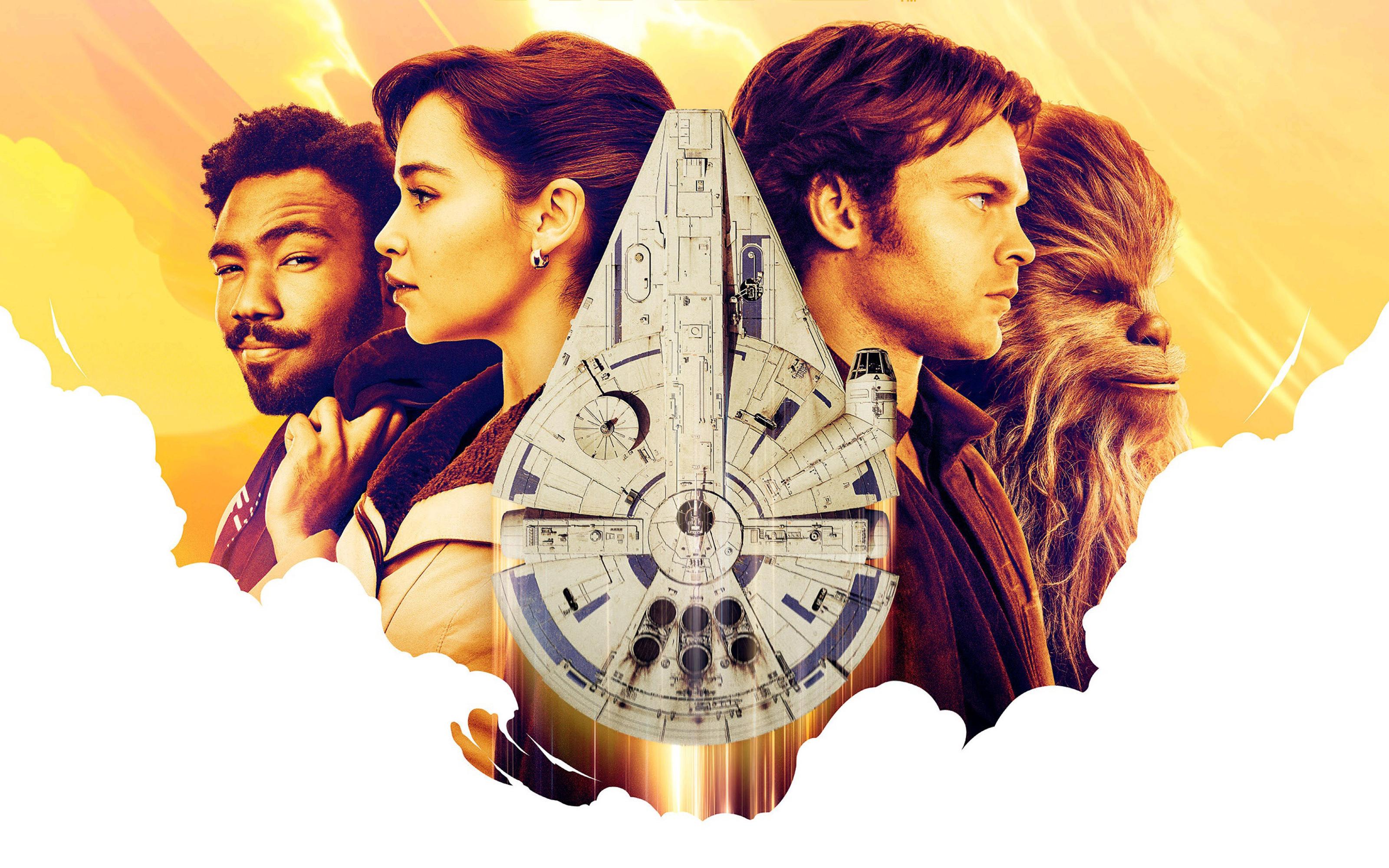 Han Solo HD Wallpaper