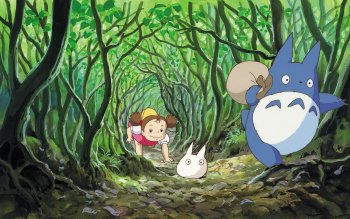 Movie - My Neighbor Totoro Wallpapers and Backgrounds ID : 9139
