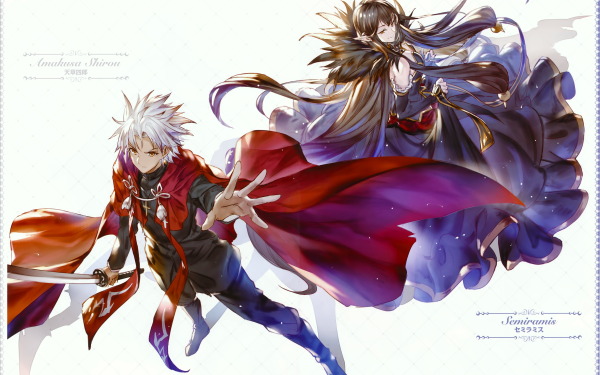 Anime Fate/Apocrypha Fate Series Assassin of Red Ruler Semiramis HD Wallpaper | Background Image