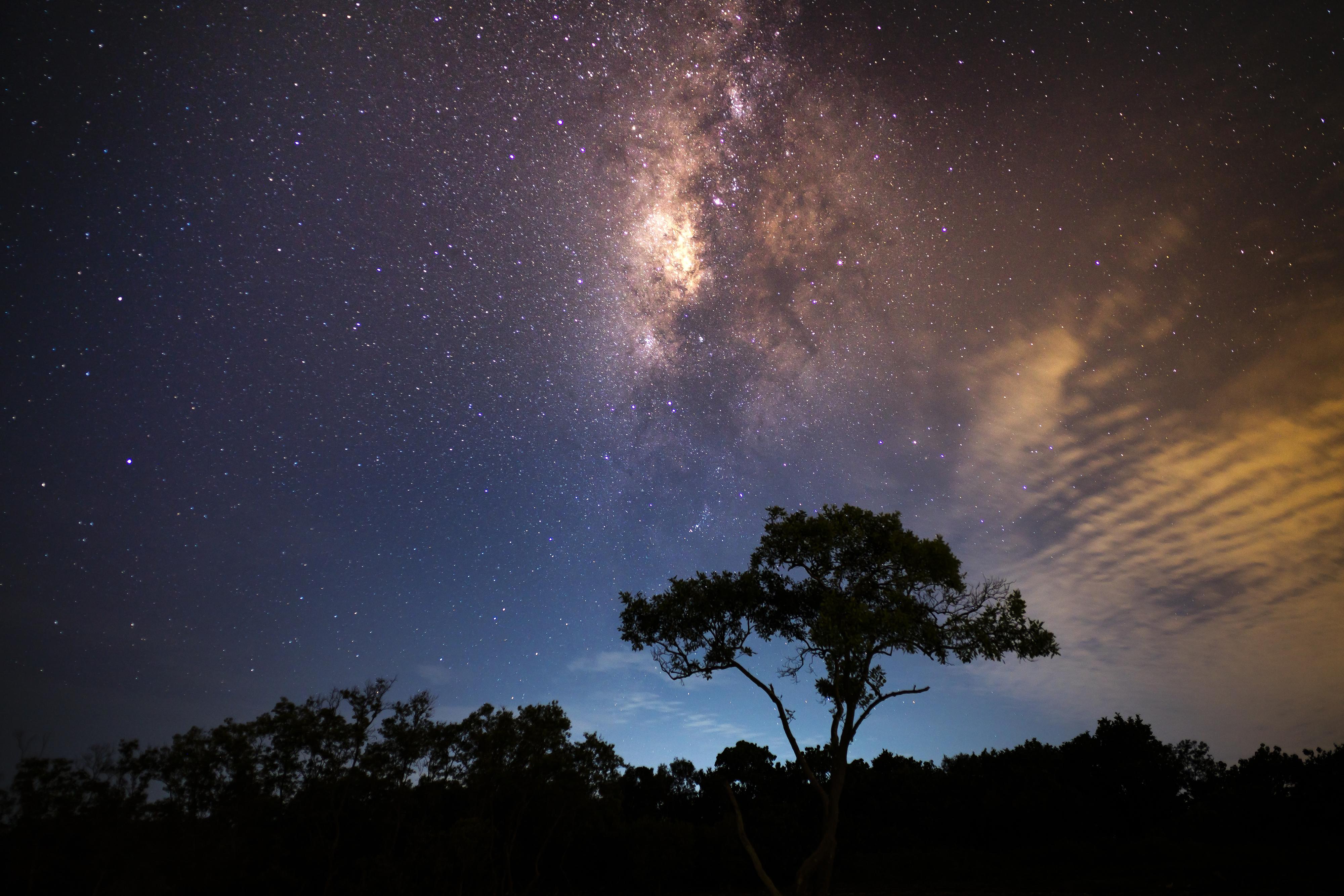Milky Way 4k Ultra HD Wallpaper