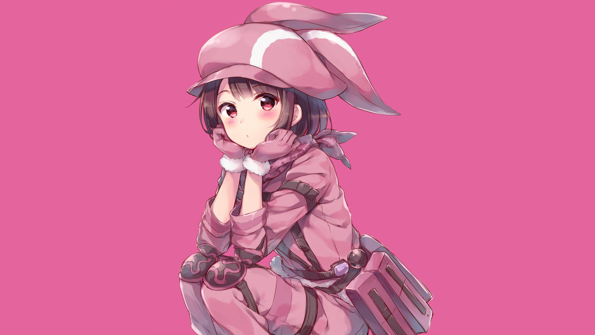 104 Sword Art Online Alternative Gun Gale Online Hd Wallpapers