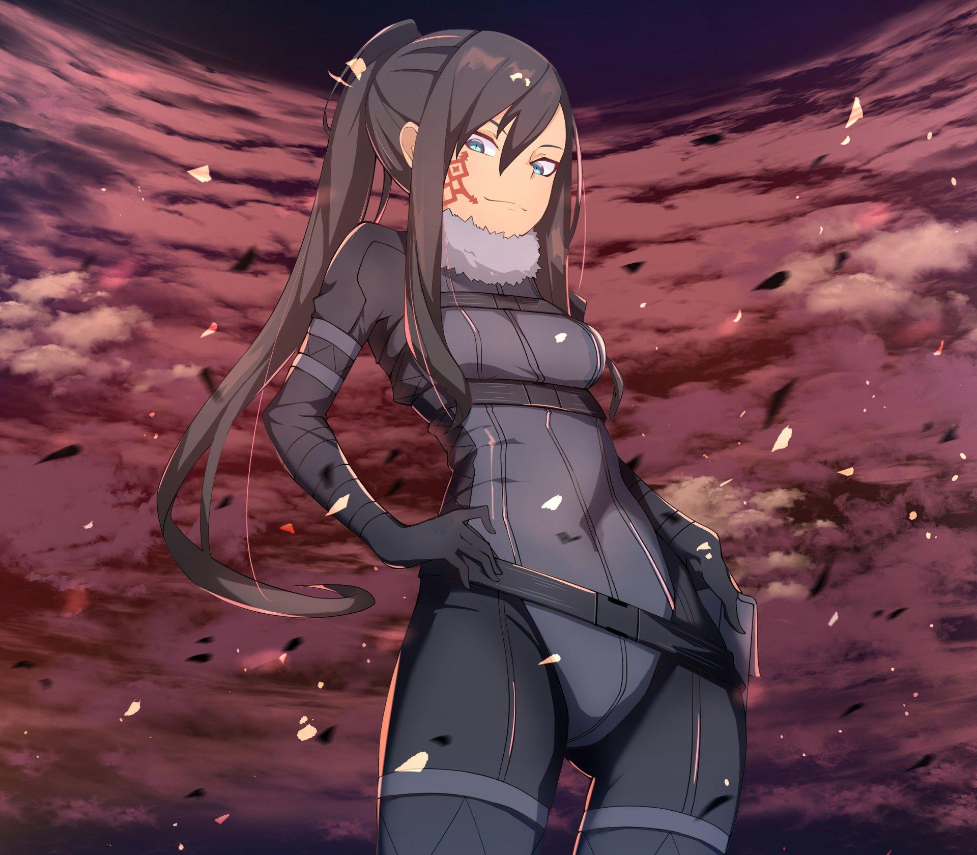 Sword Art Online Alternative Gun Gale Online Wallpaper And