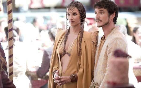 TV Show Game Of Thrones Indira Varma Ellaria Sand Oberyn Martell Pedro Pascal HD Wallpaper | Background Image