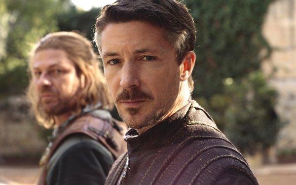 TV Show Game Of Thrones Petyr Baelish Eddard Stark Aidan Gillen Sean Bean HD Wallpaper | Background Image