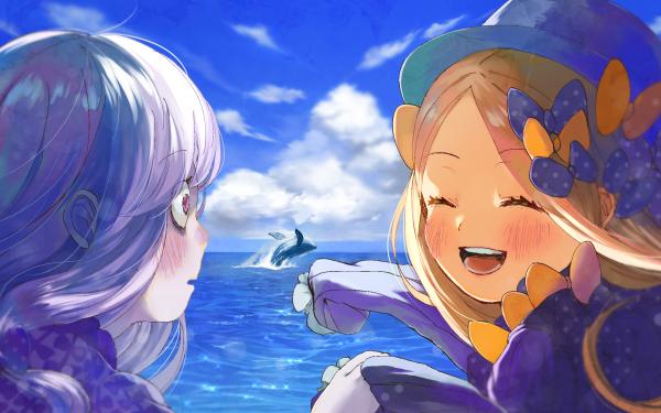 Anime Fate/Grand Order Fate Series Abigail Williams Lavinia Whateley HD Wallpaper   Background Image