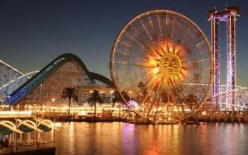 Man Made - Amusement Park Wallpapers and Backgrounds ID : 91839