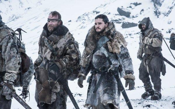 TV Show Game Of Thrones Beric Dondarrion Jon Snow Richard Dormer Kit Harington HD Wallpaper | Background Image