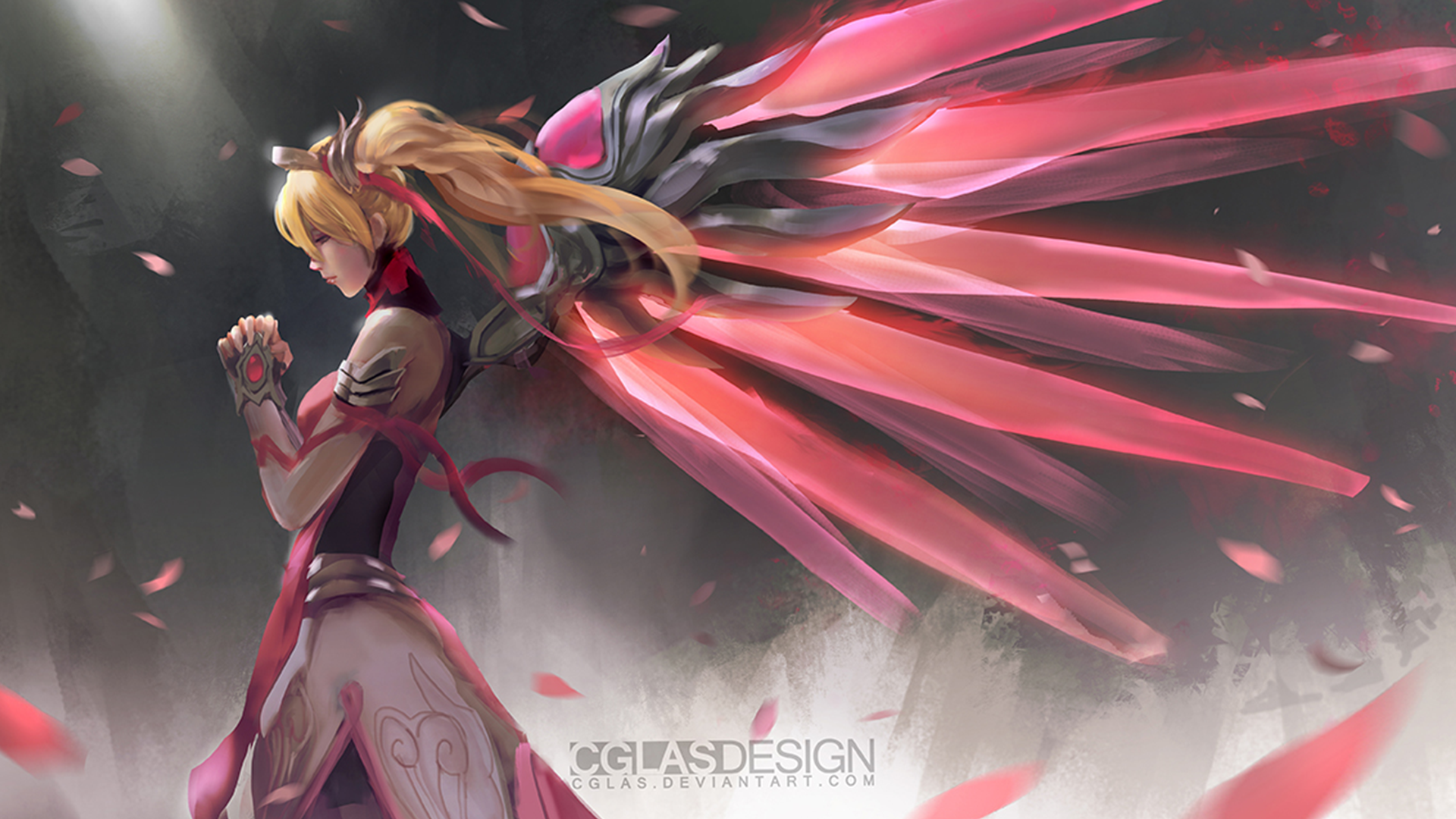Mercy Hd Wallpaper Background Image 1920x1080 Id 920216
