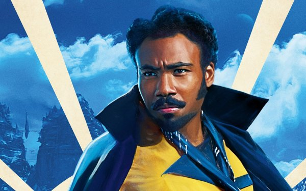 Movie Solo: A Star Wars Story Star Wars Lando Calrissian Donald Glover HD Wallpaper | Background Image