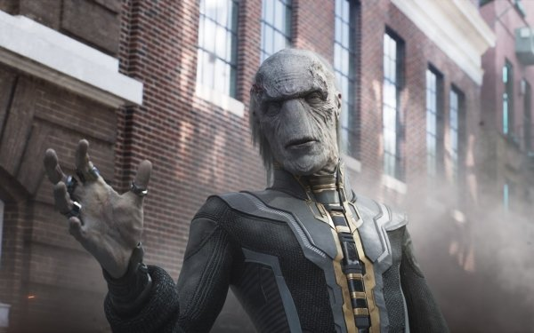 Movie Avengers: Infinity War The Avengers Ebony Maw HD Wallpaper | Background Image