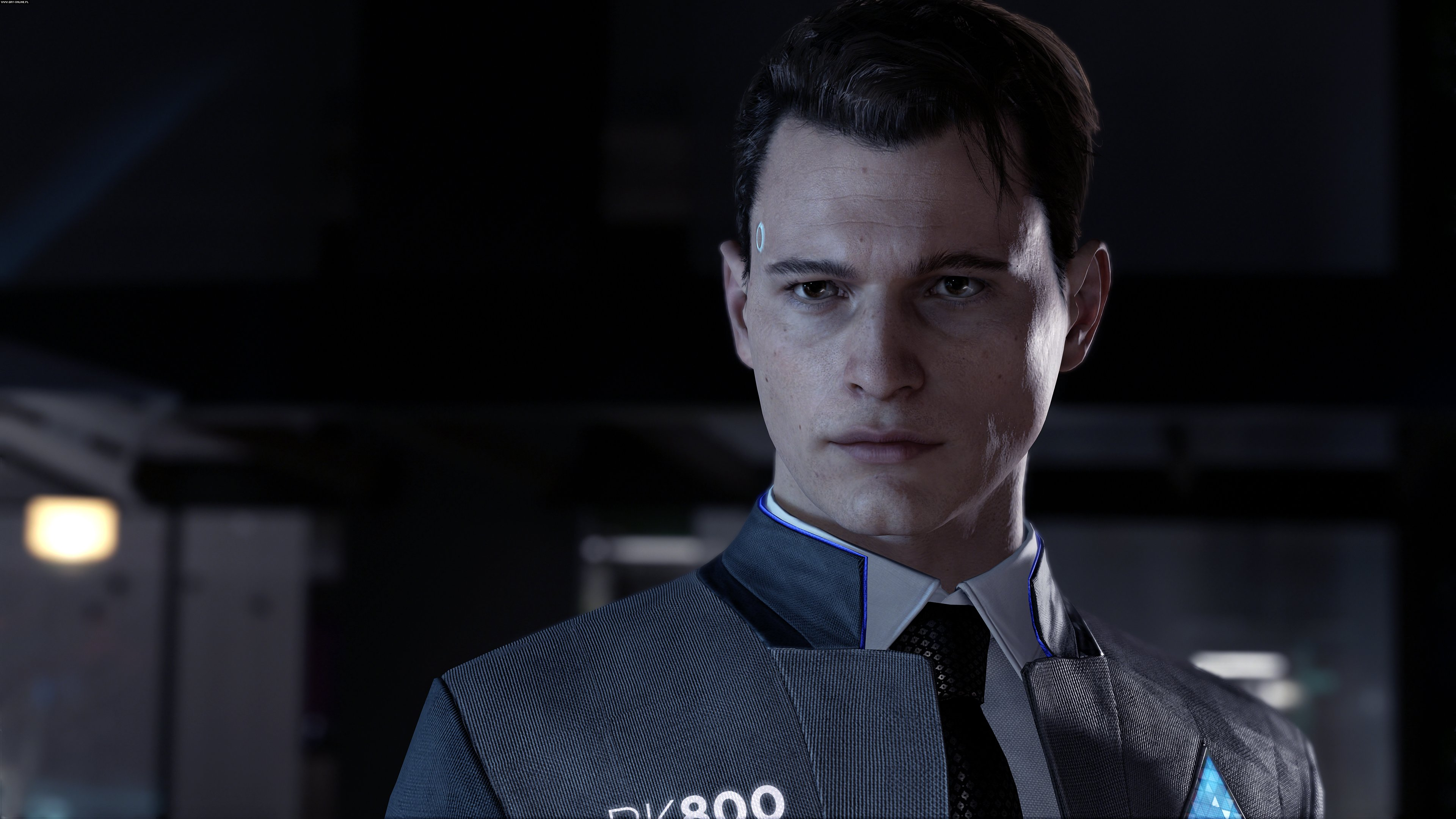 Detroit Become Human 4k Ultra Hd Wallpaper Background Image