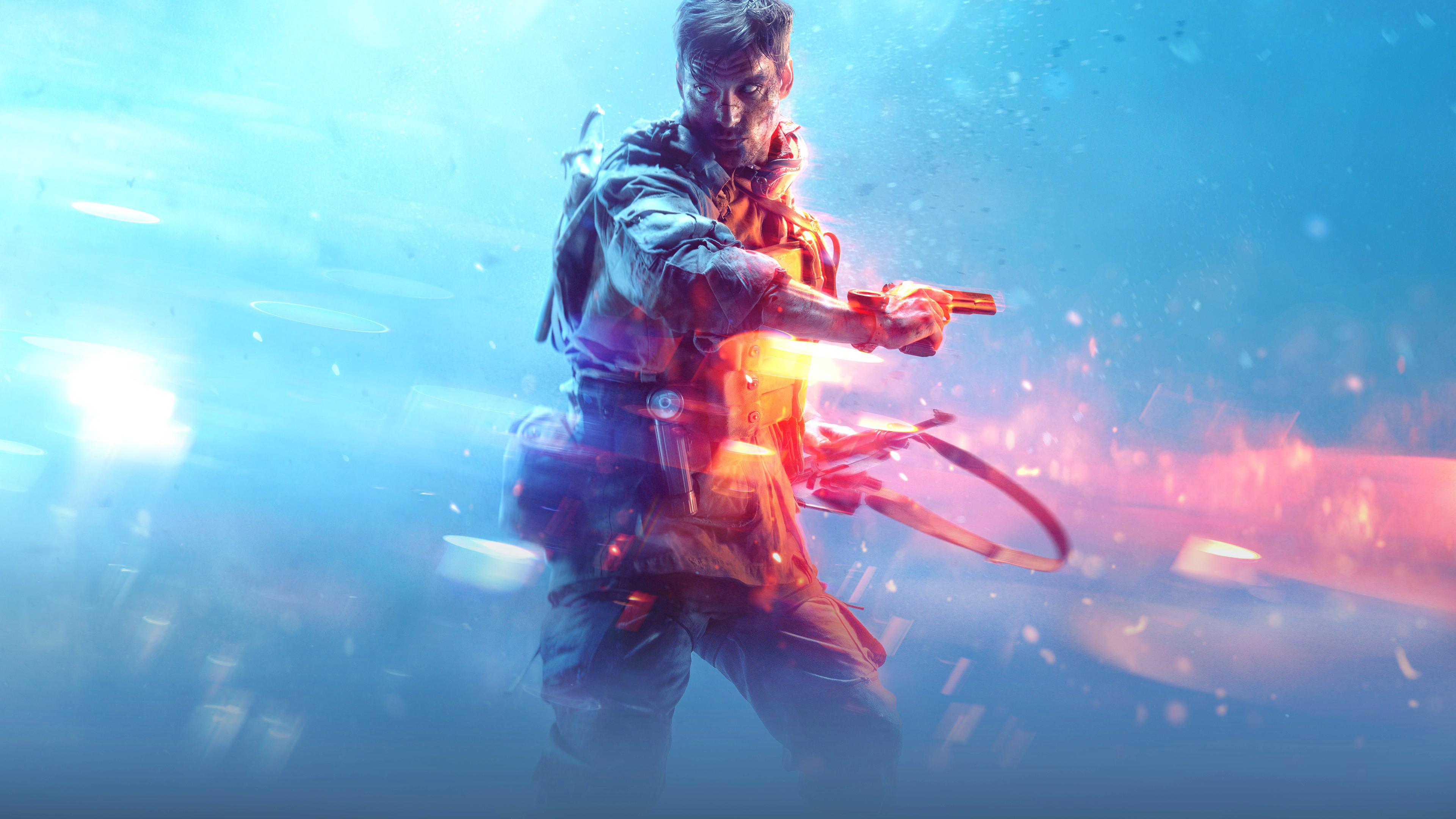 Battlefield V 4k Ultra Papel de Parede HD | Plano de Fundo | 3841x2160 | ID:922367 - Wallpaper Abyss