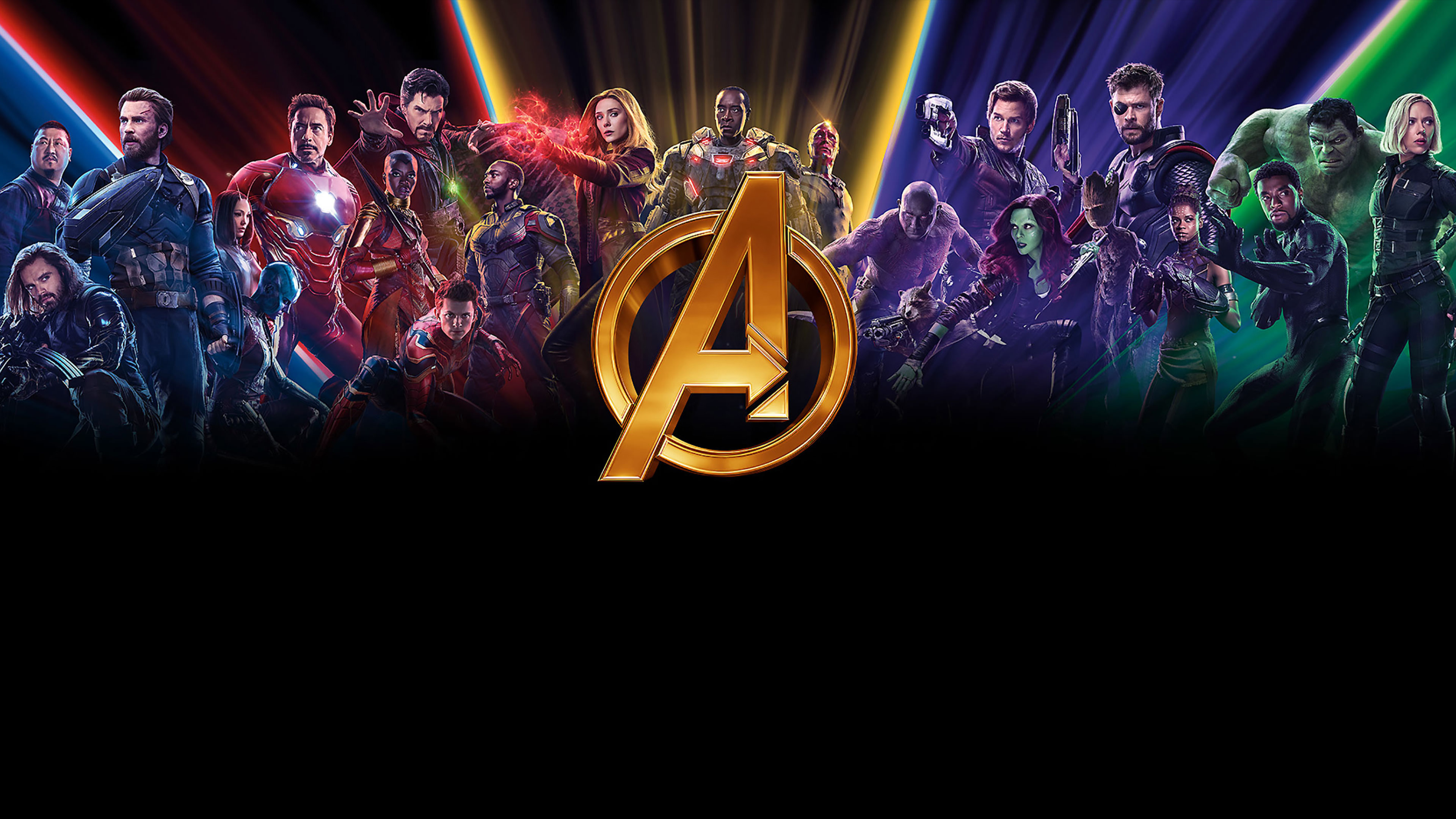 Avengers Infinity War 4k Ultra Hd Wallpaper Background