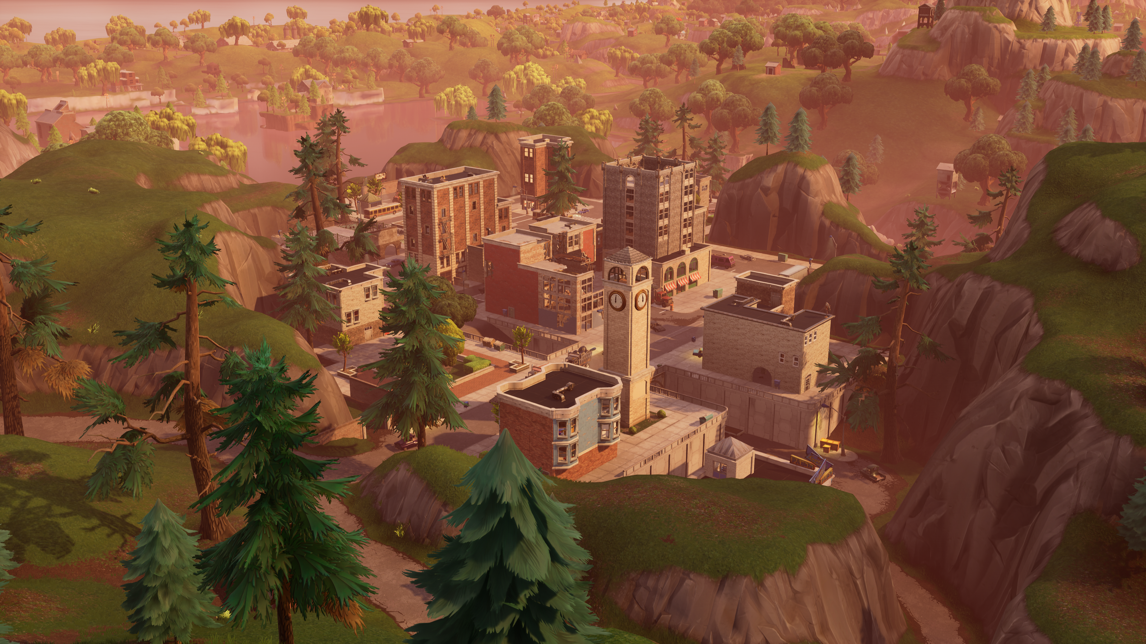 Amazing Fortnite Tilted Towers