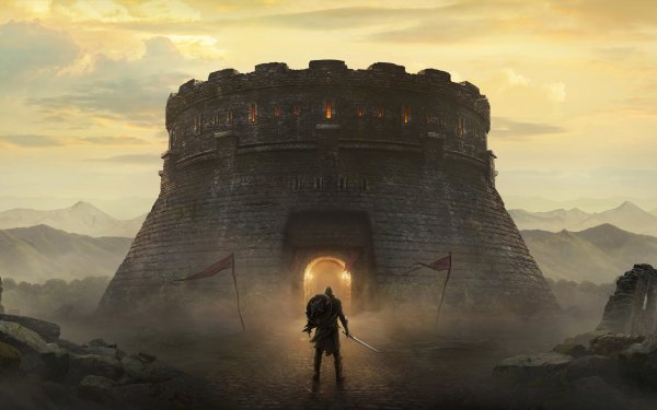 Video Game The Elder Scrolls: Blades The Elder Scrolls HD Wallpaper | Background Image