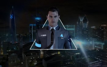 Get Connor Detroit Wallpaper Phone Wallpapers