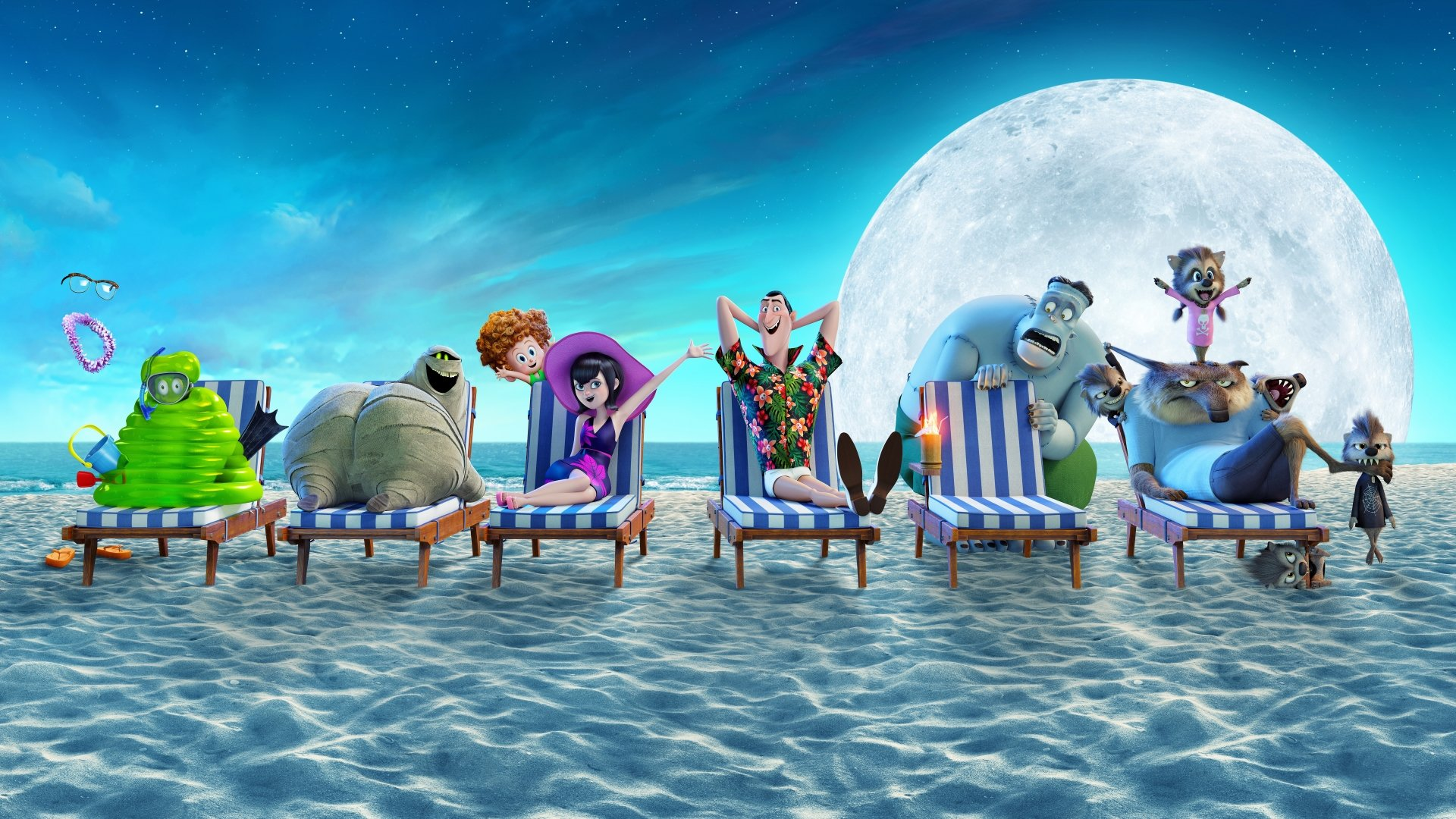 3 Hotel Transylvania 3 Summer Vacation Hd Wallpapers Background Images, Photos, Reviews