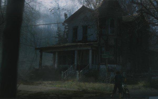 Dark House HD Wallpaper | Background Image
