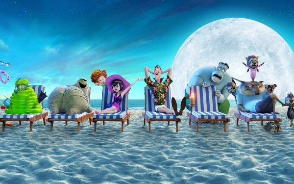 Movie Hotel Transylvania 3: Summer Vacation Hotel Transylvania HD Wallpaper   Background Image