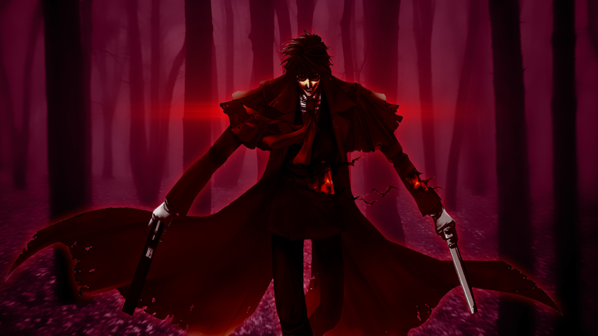 Alucard hellsing ultimate hd wallpaper background - Anime hellsing wallpaper ...