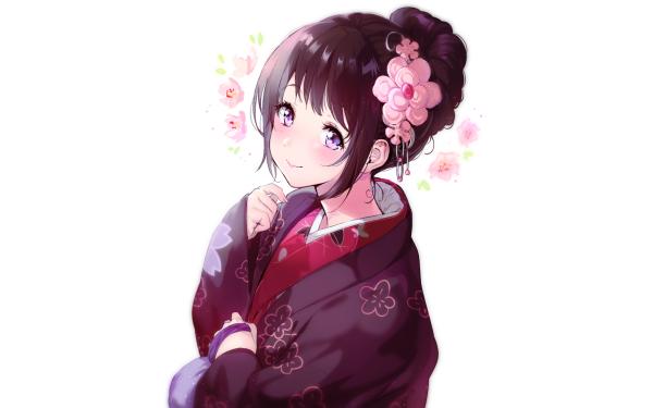 Anime Hyouka Eru Chitanda HD Wallpaper | Background Image