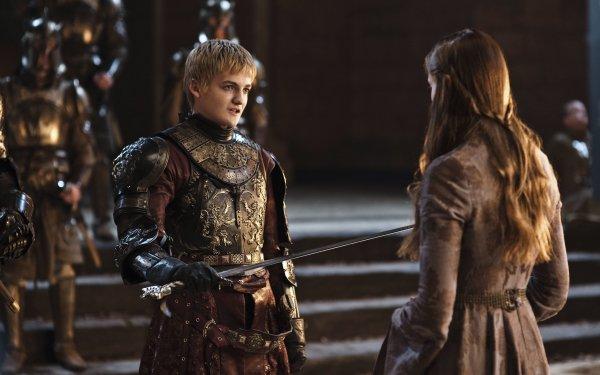 TV Show Game Of Thrones Joffrey Baratheon Sansa Stark Jack Gleeson Sophie Turner HD Wallpaper   Background Image