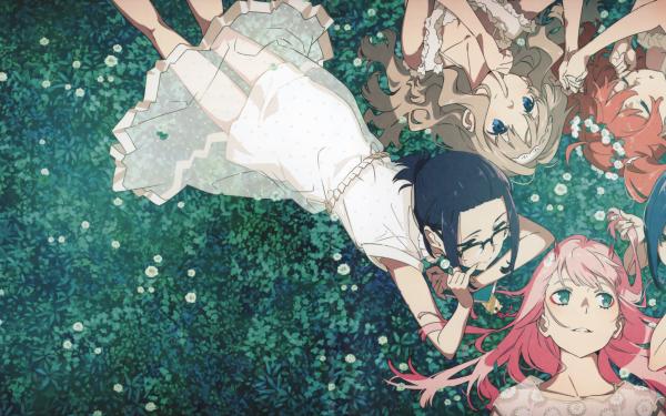 Anime Darling in the FranXX Ichigo Ikuno Kokoro Miku Zero Two HD Wallpaper | Background Image