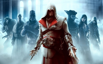Video Game - Assassin's Creed: Brotherhood Wallpapers and Backgrounds ID : 93267