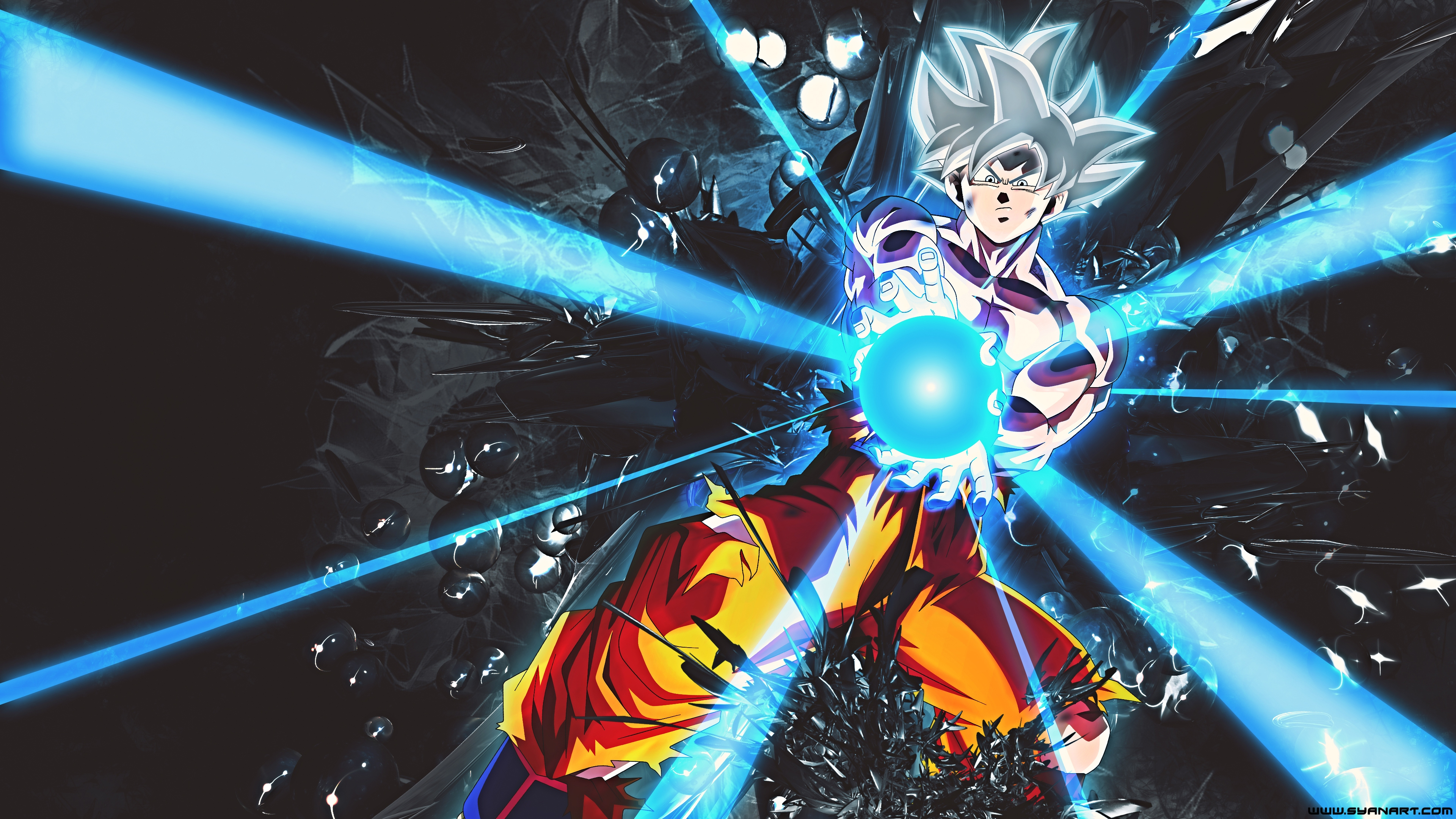 Dragon Ball Super 4k Ultra Hd Wallpaper Background Image