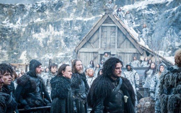 TV Show Game Of Thrones Jon Snow Kit Harington Hardhome Dolorous Edd HD Wallpaper | Background Image