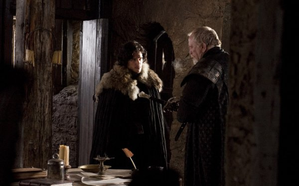 TV Show Game Of Thrones Jon Snow Jeor Mormont HD Wallpaper | Background Image