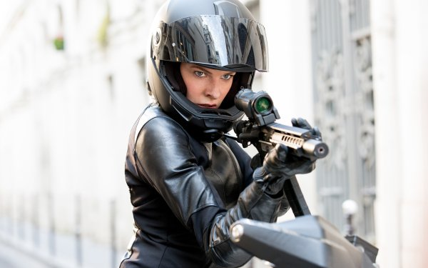 Movie Mission: Impossible - Fallout Mission: Impossible Ilsa Faust Rebecca Ferguson HD Wallpaper | Background Image