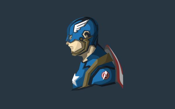 Comics Captain America Marvel Comics HD Wallpaper | Background Image