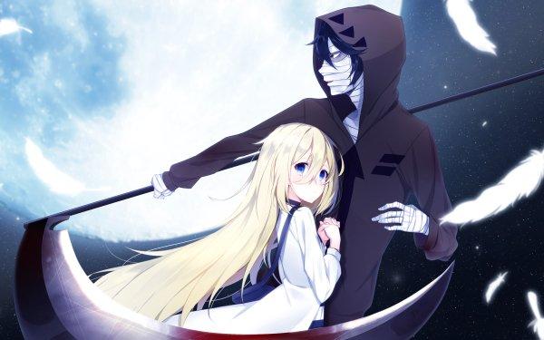 Anime Angels Of Death Rachel Gardner Zack Satsuriku no Tenshi HD Wallpaper | Background Image