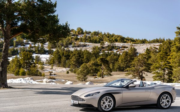 Vehicles Aston Martin DB11 Aston Martin Car Silver Car Grand Tourer Cabriolet HD Wallpaper   Background Image