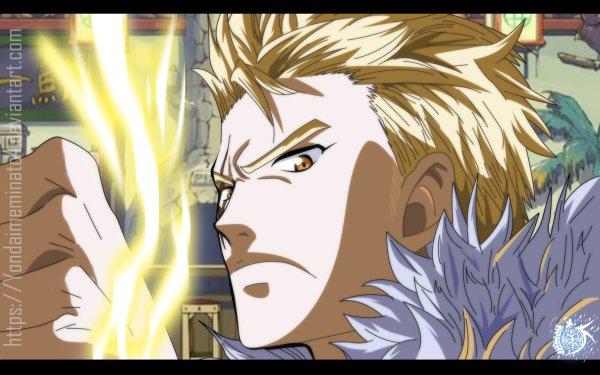 Anime Fairy Tail Laxus Dreyar HD Wallpaper   Background Image