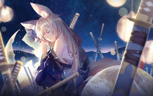 Anime Azur Lane Niizuki HD Wallpaper | Background Image