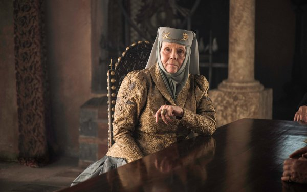 TV Show Game Of Thrones Olenna Tyrell Diana Rigg HD Wallpaper | Background Image