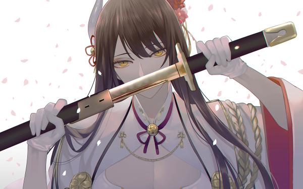 Anime Azur Lane Hiei HD Wallpaper | Background Image