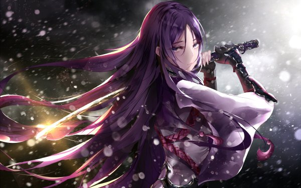Anime Fate/Grand Order Fate Series Minamoto no Yorimitsu HD Wallpaper | Background Image