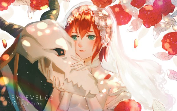 Anime The Ancient Magus' Bride Chise Hatori Elias Ainsworth HD Wallpaper | Background Image