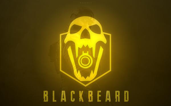 Video Game Tom Clancy's Rainbow Six: Siege Blackbeard Minimalist HD Wallpaper   Background Image
