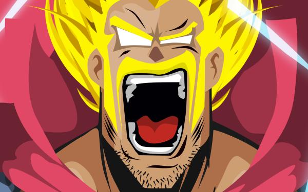 Anime Dragon Ball Super Dragon Ball Satan Super Saiyan 2 HD Wallpaper   Background Image