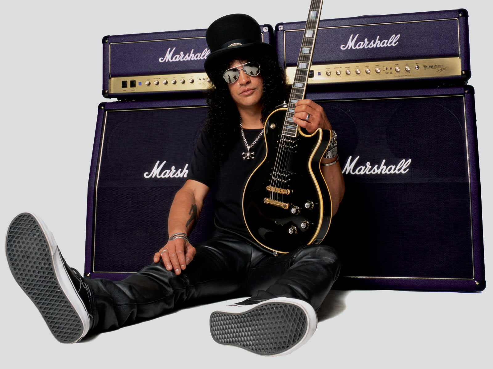 Music - Slash Wallpaper