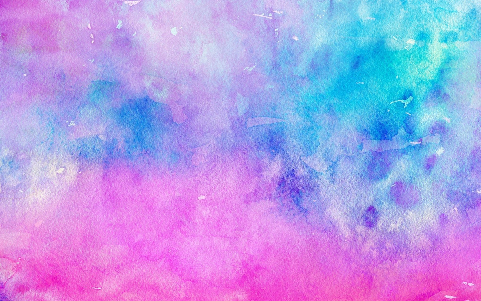 Pink and Blue HD Wallpaper | Background