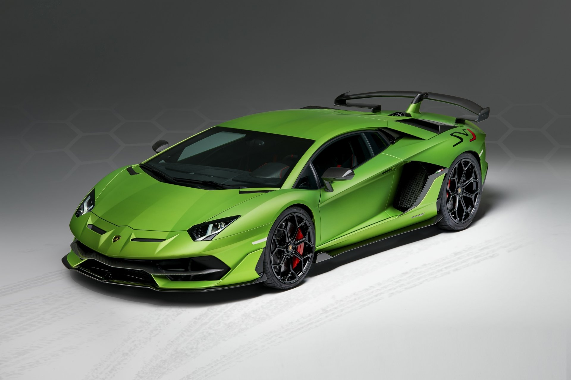 59 Lamborghini Aventador Svj Hd Wallpapers Background Images Wallpaper Abyss