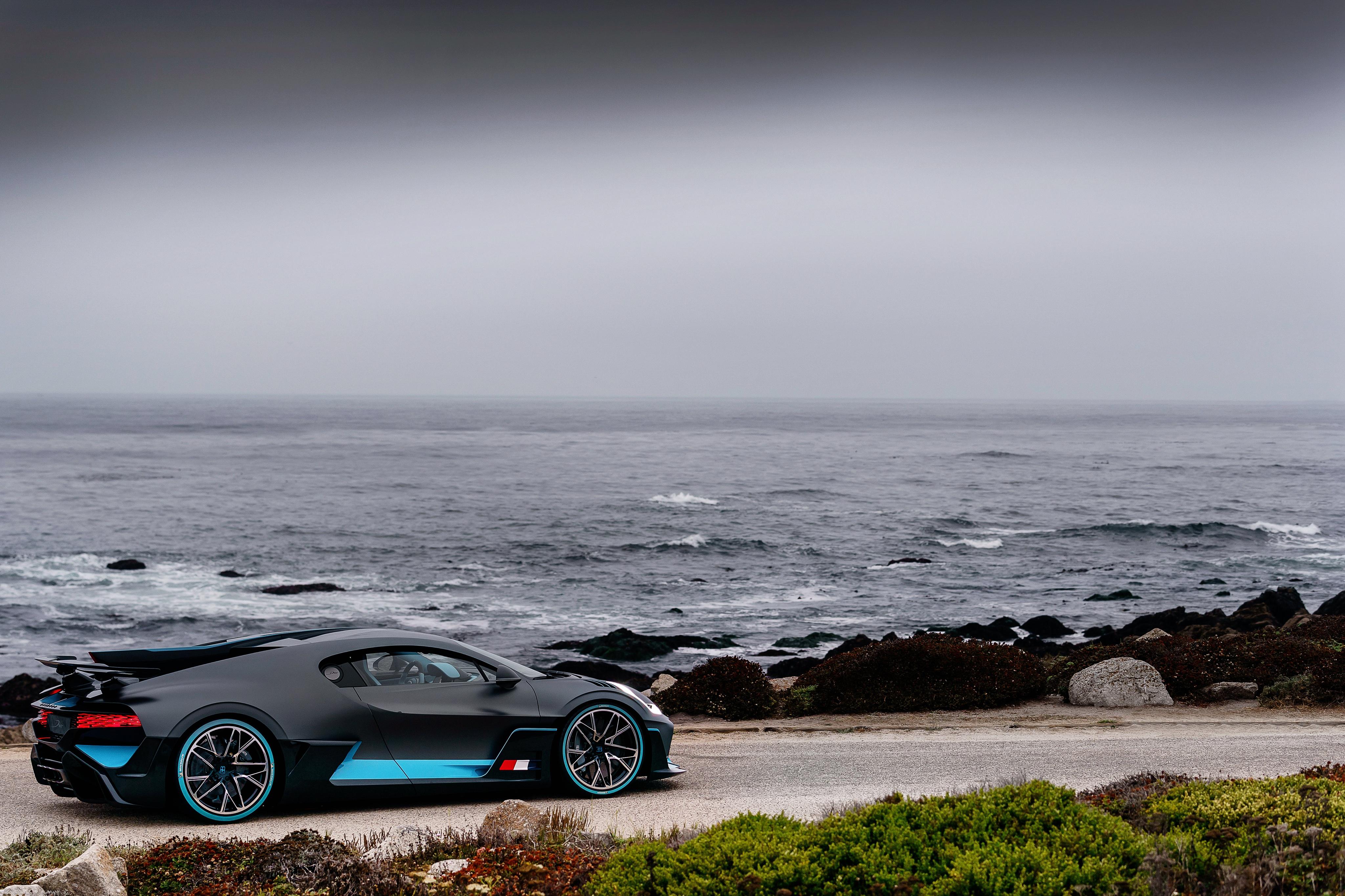 Bugatti Divo 4k Ultra Hd Wallpaper Background Image 4096x2730